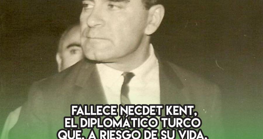 Necdet Kent, el Schindler turco