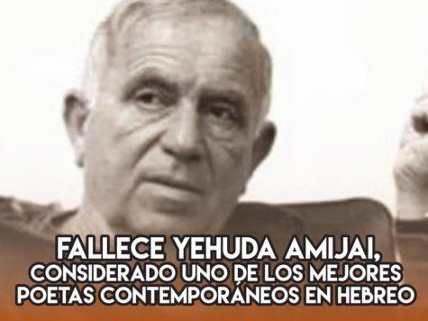 Yehuda Amijai: 22 de septiembre