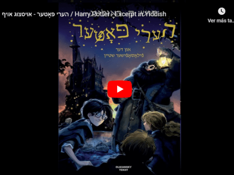 Harry Potter en idish