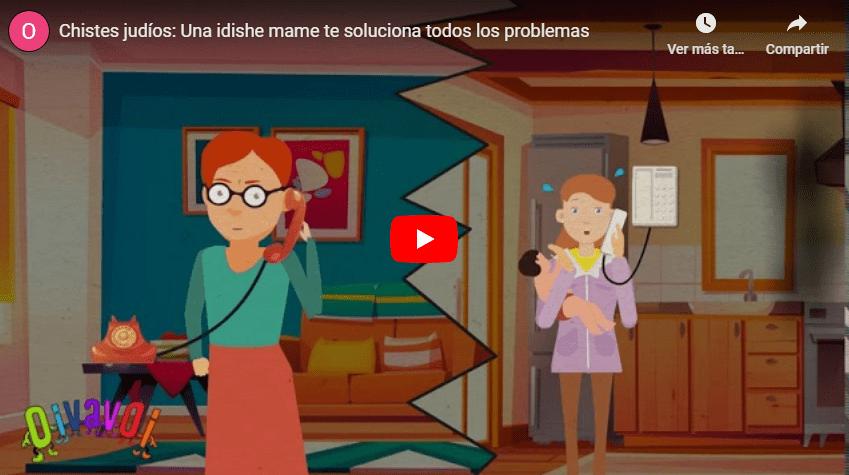 Chistes judíos: Una idishe mame te soluciona todos los problemas