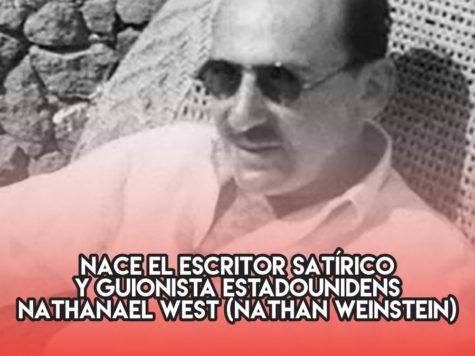Nathanael West: 17 de Octubre
