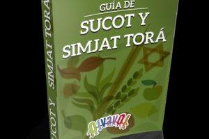 Libro gratis: Guía de Sucot y Simjat Torá