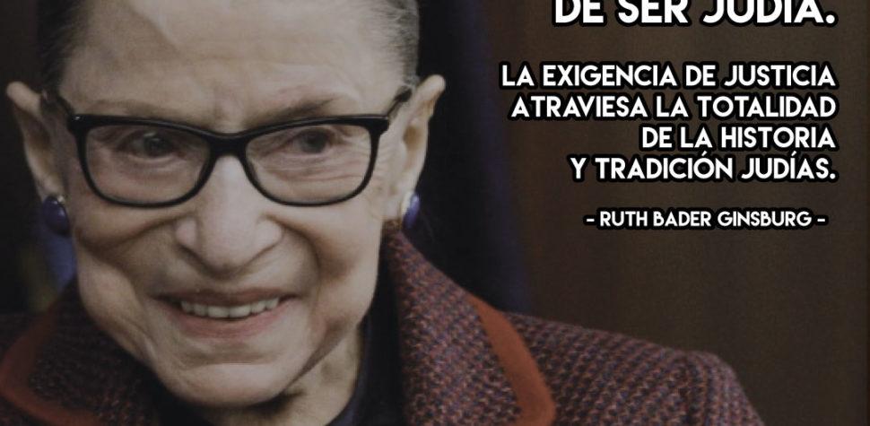 Ruth Bader Ginsburg, Notorious(ly Jewish)
