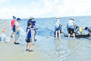 """Un """"Tashlij al revés"""" para mantener limpios los océanos"""