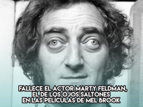 Marty Feldman, los ojos de Mel Brooks