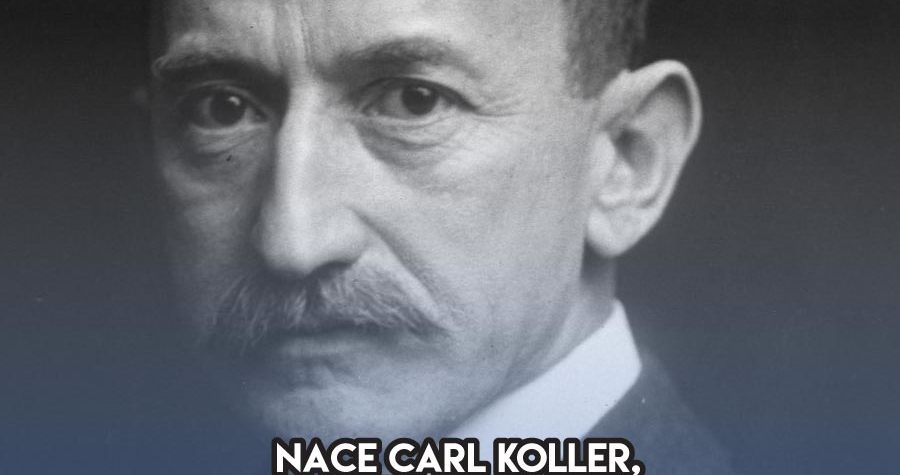 Carl Koller, el padre de la anestesia local