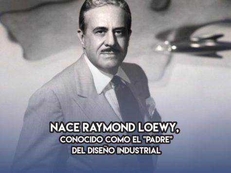 "Raymond Loewy, ""padre"" del diseño industrial"