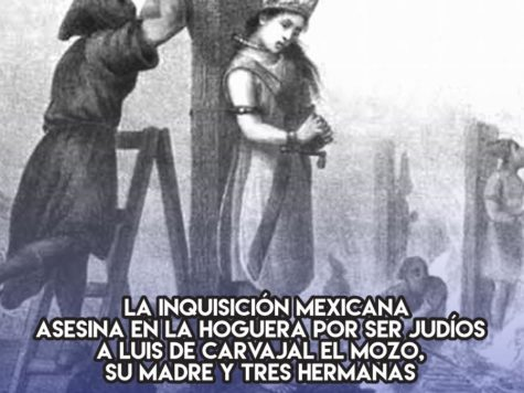 Luis de Carvajal el Mozo: 8 de diciembre