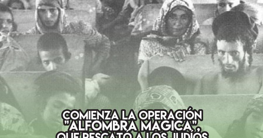 """Operación """"Alfombra Mágica"""": rescate en Yemen"""