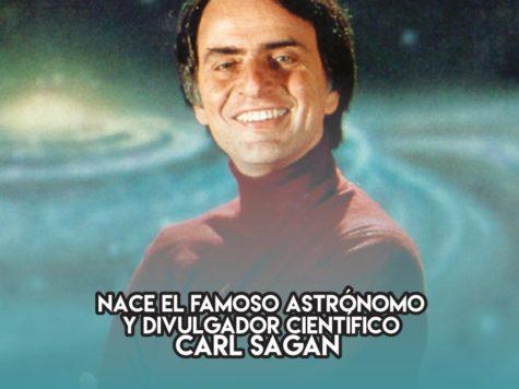El Cosmos de Carl Sagan