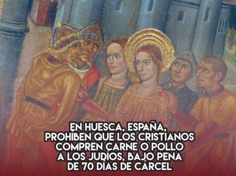 Los pollos prohibidos de Huesca