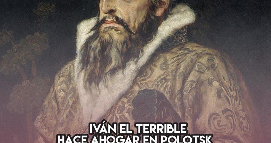 El pogrom de Iván el Terrible