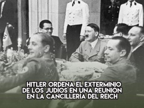 La solución final antes de Wannsee