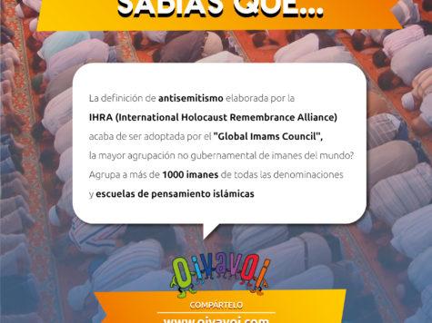 """El """"Global Imams Council"""" agrupa a más de 1000 imanes de todas las denominaciones y escuelas de pensamiento islámicas"""
