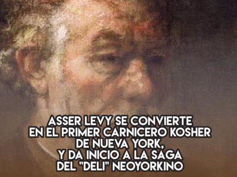 Asser Levy y la saga del deli neoyorkino