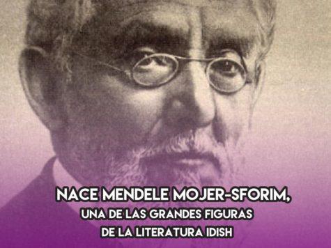 Mendele Mojer-Sforim, el Dante idish