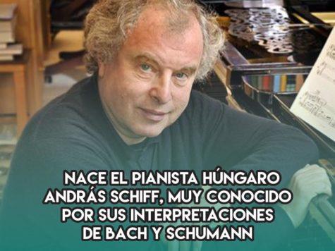 András Schiff: 21 de diciembre