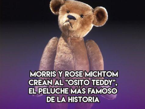 """Los padres del """"osito Teddy"""""""