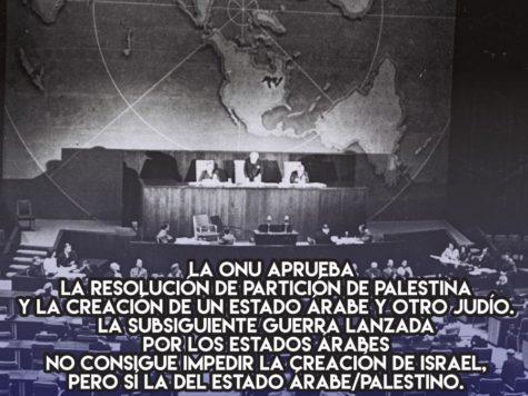 """La """"Resolución de Partición de Palestina"""""""