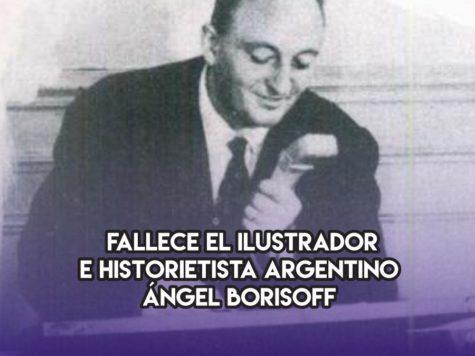 Ángel Borisoff: 30 de diciembre