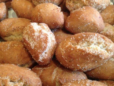 Buñuelos de Purim