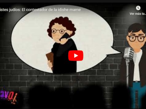 Chistes judíos: El contestador de la idishe mame