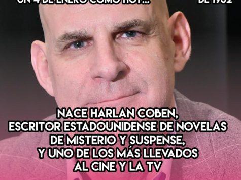 Harlan Coben, rey del thriller
