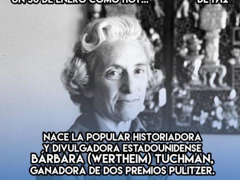 Barbara Tuchman y la historia popular