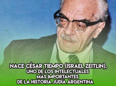 César Tiempo: 3 de marzo