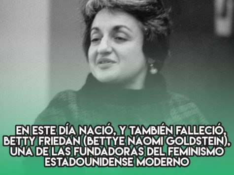 Betty Friedan y el feminismo