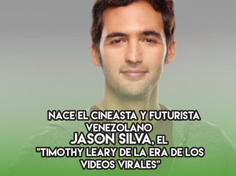 Jason Silva, el Timothy Leary de los videos virales