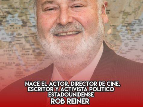 Rob Reiner: 6 de marzo
