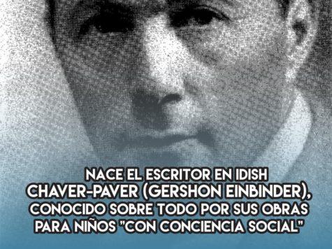 """Chaver-Paver y la literatura infantil con """"conciencia social"""""""