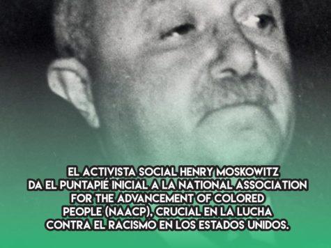 Henry Moskowitz y el antiracismo en Estados Unidos