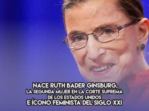 """Ruth Bader Ginsburg, """"Notorious RBG"""""""