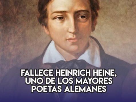 Heinrich Heine: 17 de febrero