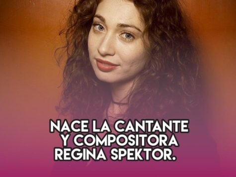 Regina Spektor: 18 de febrero