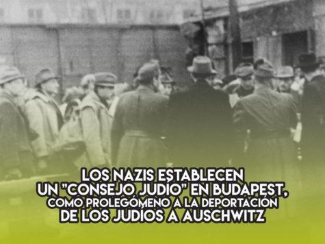 El Judenrat de Budapest