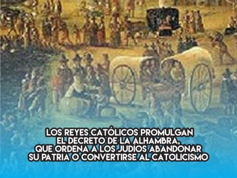 El Decreto de la Alhambra expulsa a los judíos