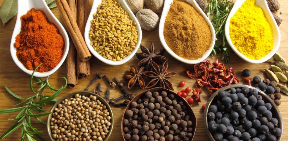 Alimentos afrodisiacos de la cocina judía: otras especies y condimentos
