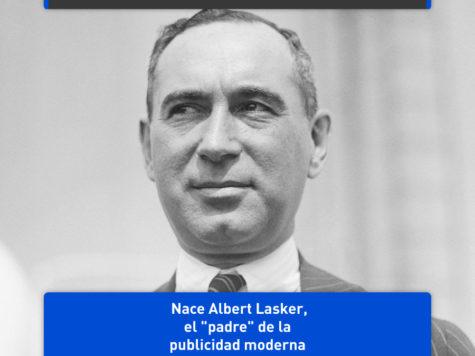 Albert Lasker y la publicidad moderna