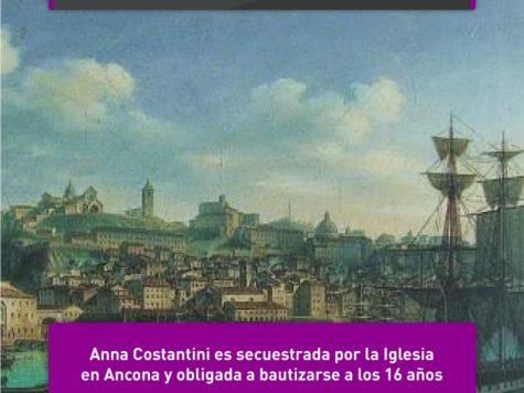 Anna Costantini y el bautismo forzado