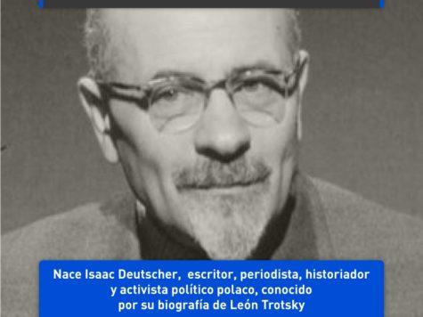 Isaac Deutscher y los judíos no judíos