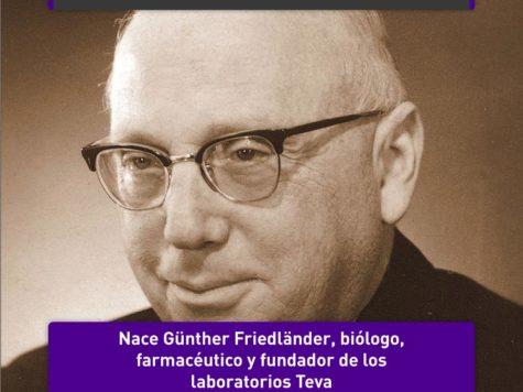Günther Friedländer y los laboratorios Teva