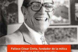 César Civita, y la Editorial Abril