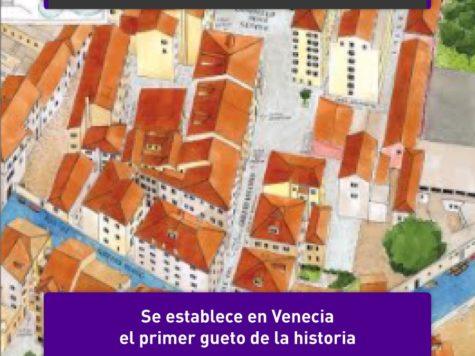 Venecia: el primer gueto