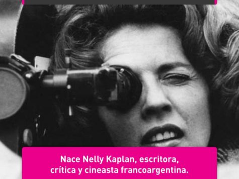 Nelly Kaplan, cineasta argentina y francesa