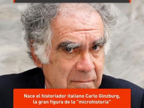 Carlo Ginzburg y la microhistoria