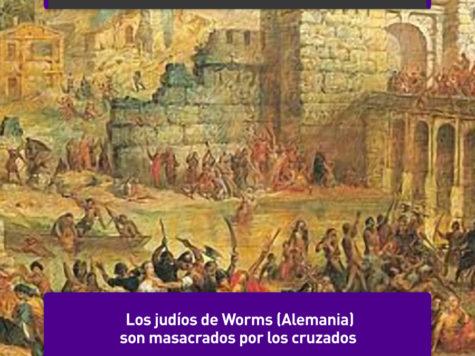 Masacre en Worms: 18 de mayo