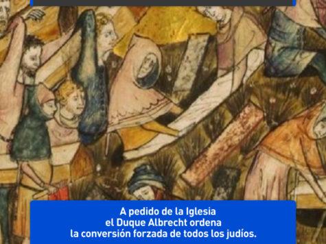 Conversión forzada en Austria: 23 de mayo